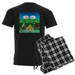 Great Campfire Men's Dark Pajamas