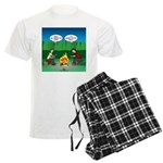 Great Campfire Men's Light Pajamas