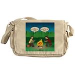 Great Campfire Messenger Bag