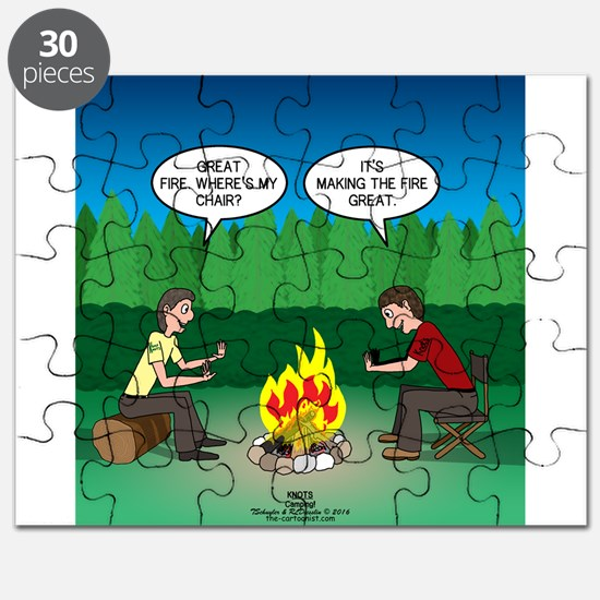 Great Campfire Puzzle
