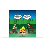 Great Campfire Postcards (Package of 8)
