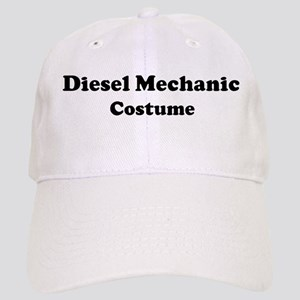 Diesel Mechanic costume Cap