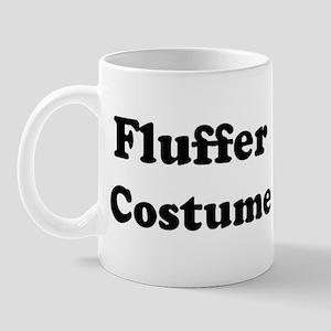 Fluffer costume Mug