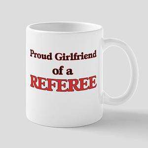 Proud Girlfriend of a Referee Mugs