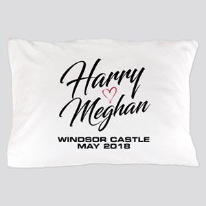Harry Loves Meghan 2018 Pillow Case