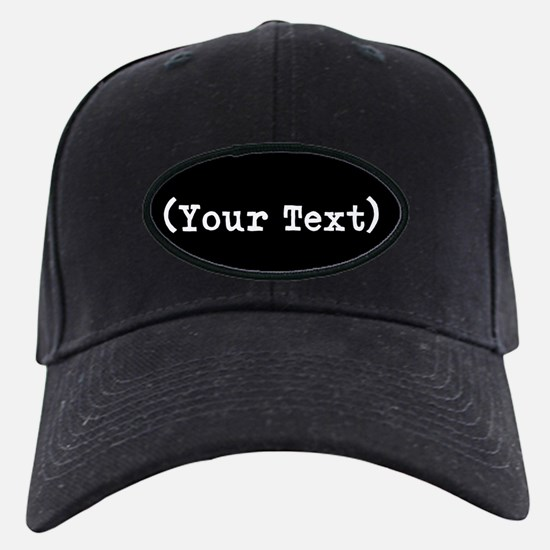 Funny Names Baseball Hat