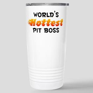 World's Hottest Pit B.. (B) Mugs