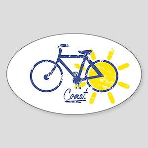 Coast Sticker