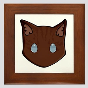 Chibi Briarlight Framed Tile