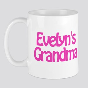Evelyn's Grandma Mug