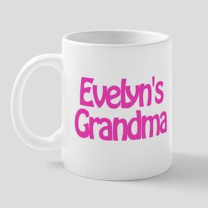 Evelyn's Grandma Mug