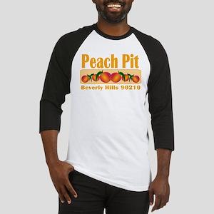 Peach Pit Baseball Jersey