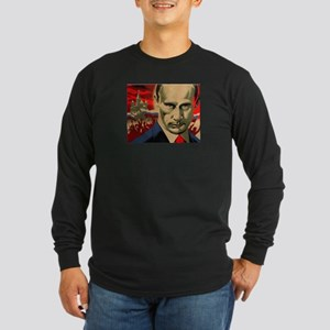 Vladimir Putin Long Sleeve T-Shirt