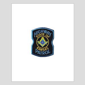 Kansas Highway Patrol Mason Posters