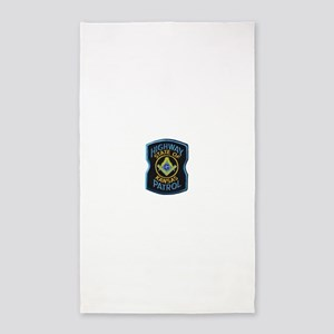Kansas Highway Patrol Mason Area Rug