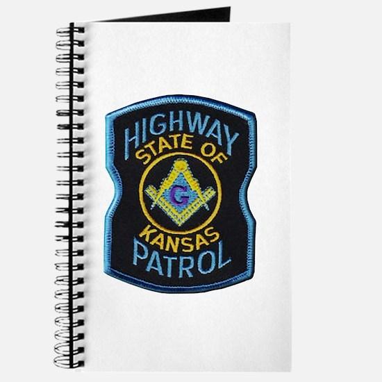 Kansas Highway Patrol Mason Journal