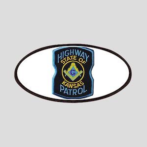 Kansas Highway Patrol Mason Patch