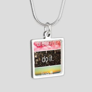 Dream It Do It Live It Necklaces