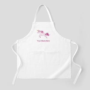 Pink Unicorn Apron