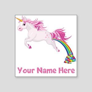 Unicorn Pooping Sticker