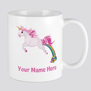 Unicorn Pooping Mugs