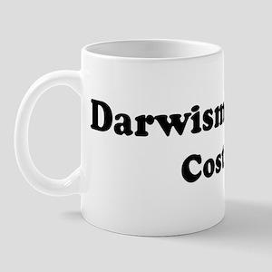 Darwism Student costume Mug