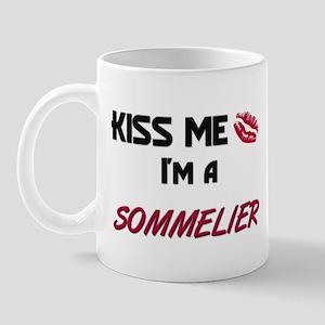 Kiss Me I'm a SOMMELIER Mug