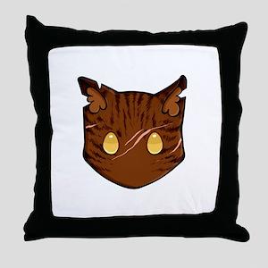 Chibi Brokenstar Throw Pillow