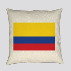 Colombian Flag Everyday Pillow