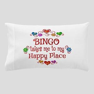 Bingo Happy Place Pillow Case