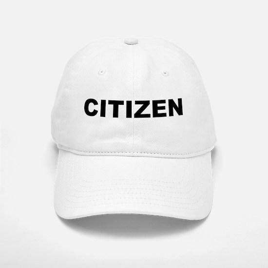 Citizen Baseball Baseball Cap