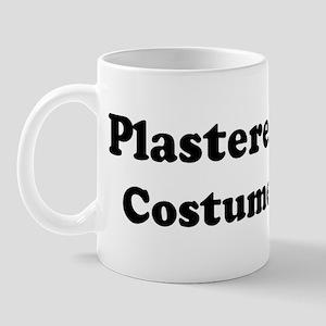 Plasterer costume Mug