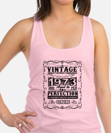 Vintage 1973 aged to perfection Tank Top