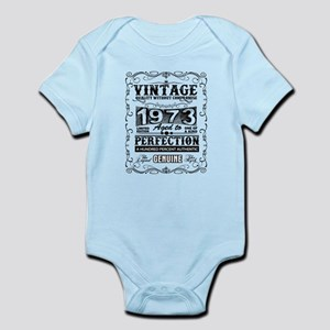 Vintage 1973 aged to perfection Body Suit