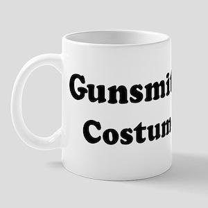 Gunsmith costume Mug