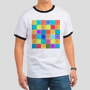 Colorful Retro T-Shirt