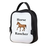 Horse Rancher Neoprene Lunch Bag