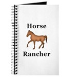Horse Rancher Journal