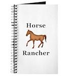 Horse Rancher Journal
