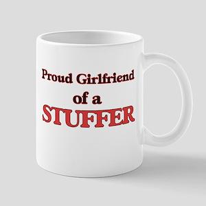 Proud Girlfriend of a Stuffer Mugs