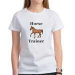 Horse Trainer Women's T-Shirt