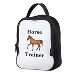 Horse Trainer Neoprene Lunch Bag