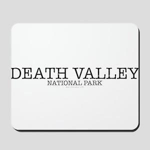 Death Valley National Park DVNP Mousepad