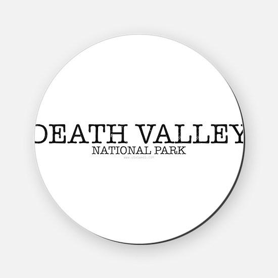 Death Valley National Park DVNP Cork Coaster