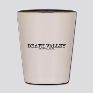 Death Valley National Park DVNP Shot Glass