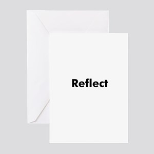 Reflect  Greeting Cards (Pk of 10)