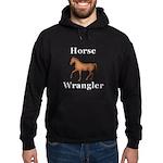 Horse Wrangler Hoodie (dark)