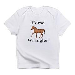 Horse Wrangler Infant T-Shirt