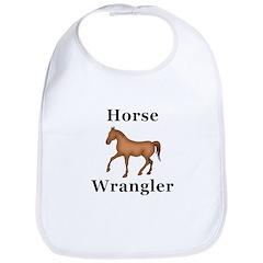 Horse Wrangler Bib