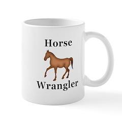Horse Wrangler Mug